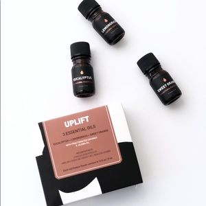 NEW Uplift set 100% natural pure essential oils